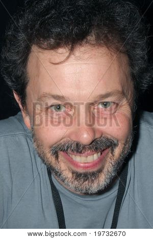 LOS ANGELES - OCT 9:  Curtis Armstrong at the Hollywood Show at Marriott Convention Center.Theatre on October 9, 2010 in Burbank, CA