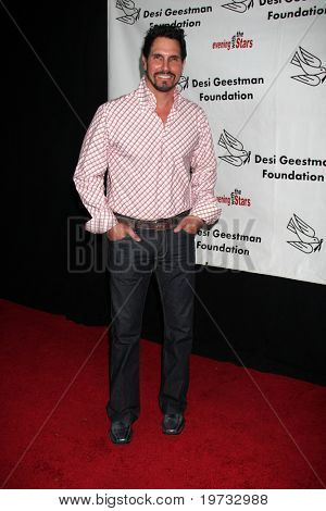 "LOS ANGELES - OCT 9:  Don Diamont arrives at the ""Evening WIth the Stars 2010"" benefit for the Desi Geestman Foundation at Farmer's Market.Theatre on October 9, 2010 in Los Angeles, CA"
