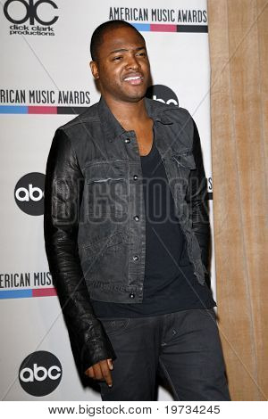 LOS ANGELES - OCT 12:  Taio Cruz  at the 2010 American Music Awards Nominations Press Conference  at The Mixing Room - JW Marriott on October 12, 2010 in Los Angeles, CA