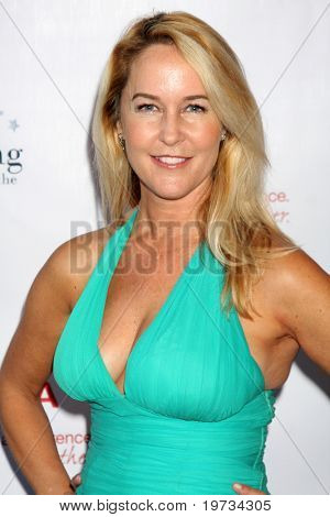 LOS ANGELES - OCT 10:  Erin Murphy arrives  at the Evening Under Stars 2010 at Ebell of Los Angeles on October 10, 2010 in Los Angeles, CA