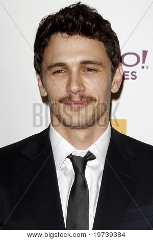 LOS ANGELES - OCT 25:  James Franco arrives at the 14th Annual Hollywood Awards Gala at Beverly Hilton Hotel on October 25, 2010 in Beverly Hills, CA