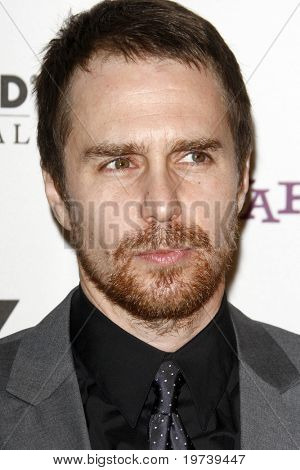 LOS ANGELES - OCT 25:  Sam Rockwell arrives at the 14th Annual Hollywood Awards Gala at Beverly Hilton Hotel on October 25, 2010 in Beverly Hills, CA