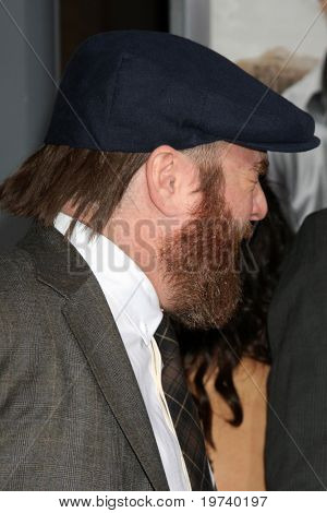 LOS ANGELES - OCT 28:  Zach Galifianakis arrives at the