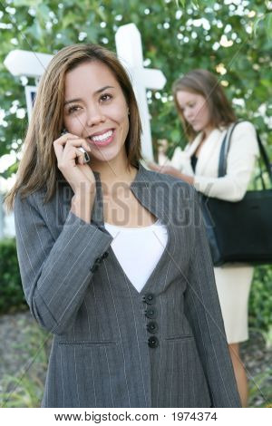 Women Real Estate Agents