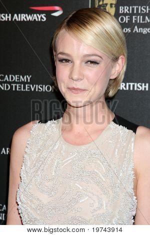 Los Angeles, nov 4: Carey Mulligan kommt in Britannia awards 19 jährlichen Bafta Los Angeles eine