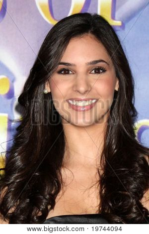 LOS ANGELES - NOV 6:  Camila Banus arrives at the Days of Our Lives 45th Anniversary Party at House of Blues on November 6, 2010 in West Hollywood, CA