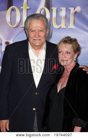 LOS ANGELES - NOV 6:  John Aniston arrives at the Days of Our Lives 45th Anniversary Party at House of Blues on November 6, 2010 in West Hollywood, CA