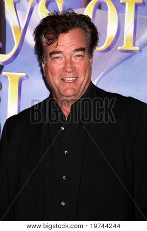 LOS ANGELES - NOV 6:  John Callahan arrives at the Days of Our Lives 45th Anniversary Party at House of Blues on November 6, 2010 in West Hollywood, CA