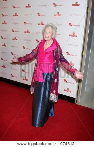 LOS ANGELES - NOV 11:  Eve Branson arrives at the Rock the Kabash Gala 2010 at Dorothy Chandler Pavilion  on November 11, 2010 in Los Angeles, CA