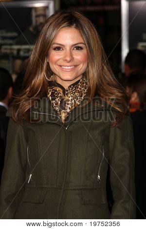 """LOS ANGELES - NOV 22:  Maria Menounos arrives at the """"Faster"""" LA Premiere at Grauman's Chinese Theater on November 22, 2010 in Los Angeles, CA"""