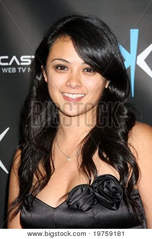 "LOS ANGELES - DEC 14:  Christine de Leon attends the ""Miss Behave"" Season Two Premiere Party at Flappers Comedy Club on December 14, 2010 in Burbank, CA."