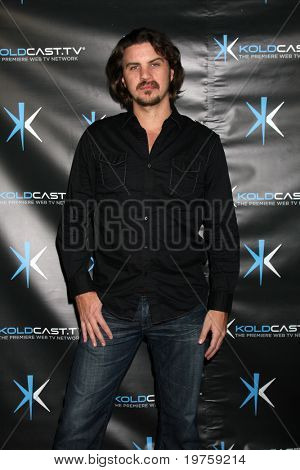 "LOS ANGELES - DEC 14:  Aaron Barnhart attends the ""Miss Behave"" Season Two Premiere Party at Flappers Comedy Club on December 14, 2010 in Burbank, CA."