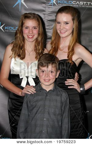 "LOS ANGELES - DEC 14:  Rylie Beaty, Madisen Breaty, Declan Beaty attend the ""Miss Behave"" Season Two Premiere Party at Flappers Comedy Club on December 14, 2010 in Burbank, CA."