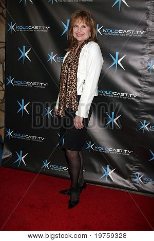 """LOS ANGELES - DEC 14:  Janice Lynde attends the """"Miss Behave"""" Season Two Premiere Party at Flappers Comedy Club on December 14, 2010 in Burbank, CA."""