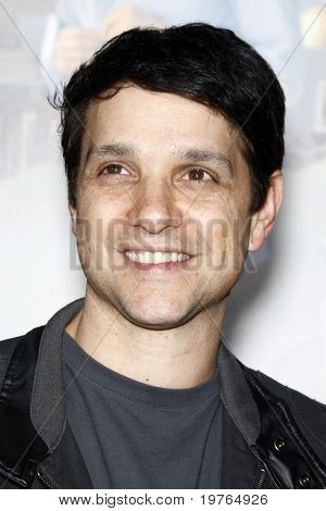 "LOS ANGELES - JAN 11:  Ralph Macchio arrives at the ""No Strings"" Premiere at Regency Village Theater on January 11, 2011 in Westwood, CA"