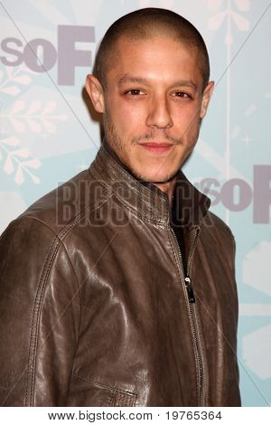 PASADENA, CA - JAN. 11: Theo Rossi arrives at the FOX TCA Winter 2011 Party at Villa Sorriso on January 11, 2011 in Pasadena, CA.