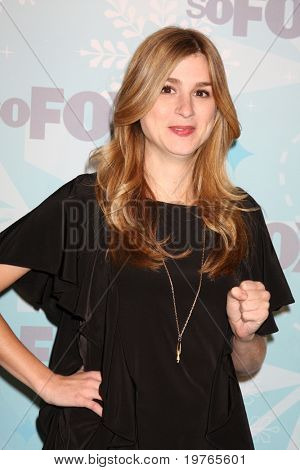 PASADENA, CA - JAN. 11: Aya Cash arrives at the FOX TCA Winter 2011 Party at Villa Sorriso on January 11, 2011 in Pasadena, CA