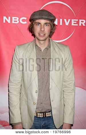 PASADENA, CA - JAN 13:  Dax Shepard arrives at the NBC TCA Winter 2011 Party at Langham Huntington Hotel on January 13, 2010 in Pasadena, CA