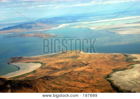 Over The Salt Lake