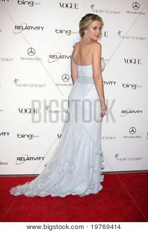 Los Angeles jan 15: bonnie Sommerville kommt in die Kunst der Elysium 'Himmel' Gala 2011 bei der Zertifizierungsstelle