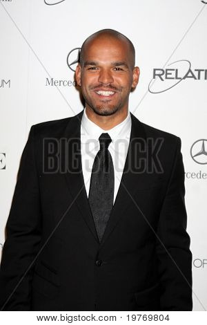 LOS ANGELES - JAN 15:  Amaury Nolasco arrives at the Art Of Elysium 'Heaven' Gala 2011 at The California Science Center Exposition Park  on January 15, 2011 in Los Angeles, CA