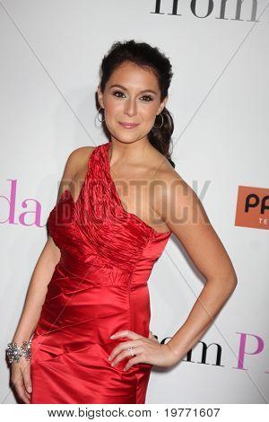 LOS ANGELES - JAN 18:  Alexa Vega arrives at