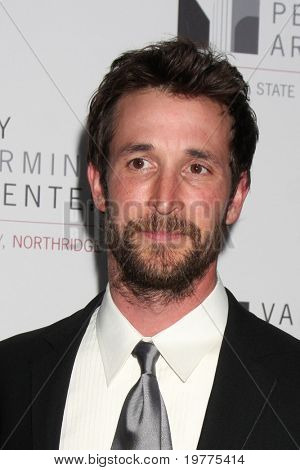 LOS ANGELES - JAN 29: Noah Wyle arrives at the Valley Performing Arts Center Opening Gala at California State University, Northridge on January 29, 2011 in Northridge, CA