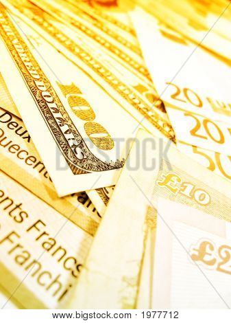 Banknotes - World Money