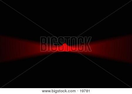 Red Streak Background