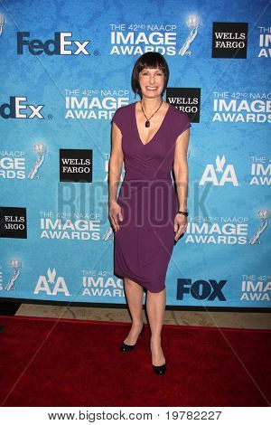 LOS ANGELES - FEB 12:  Gale Ann Hurd arrives at the 2011 NAACP Image Awards Nominee Reception at Beverly Hills Hotel on February 12, 2011 in Beverly Hills, CA