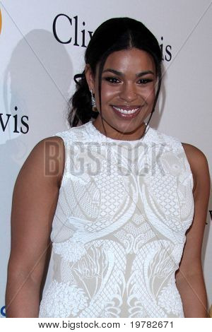 LOS ANGELES - FEB 12:  Jordin Sparks arrives at the 2011 Pre-GRAMMY Gala And Salute To Industry Icons  at Beverly Hilton Hotel on February 12, 2011 in Beverly Hills, CA