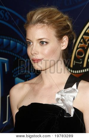LOS ANGELES - FEB 13:  Gillian Jacobs at the American Society of Cinematographers 25th Annual Outstanding Achievement Awards at Hollywood & Highland  on February 13, 2011 in Los Angeles, CA