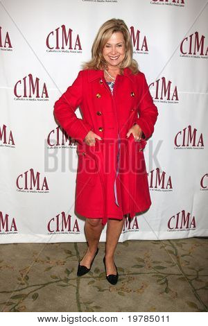 LOS ANGELES - FEB 20:  Catherine Hicks arrives at the 2011 Catholics in Media Associates Award Brunch  at Beverly HIlls Hotel on February 20, 2011 in Beverly Hills, CA