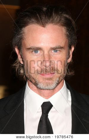 LOS ANGELES - FEB 19:  Sam Trammell arrives at the 61st ACE Eddie Awards at Beverly Hilton Hotel on February 19, 2011 in Beverly Hills, CA