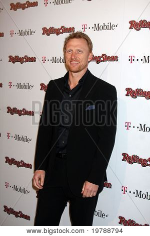 LOS ANGELES - FEB 26:  Kevin McKidd arrives at the Rolling Stone Pre-Oscar Bash 2011 at W Hotel on February 26, 2011 in Hollywood, CA