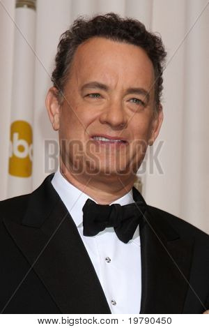 LOS ANGELES -  FEB 27: Tom Hanks arrives in the Press Room at the 83rd Academy Awards at Kodak Theater, Hollywood & Highland on February 27, 2011 in Los Angeles, CA