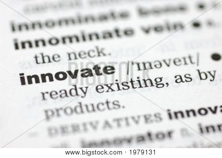 Definition Of Innovate