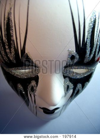 Italy Mask