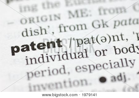 Definition des Patents