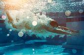 swimwear poster
