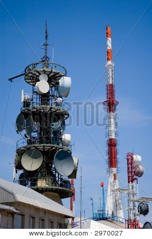 Telecommunications Station