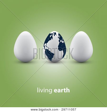Living Earth - Earth Concept