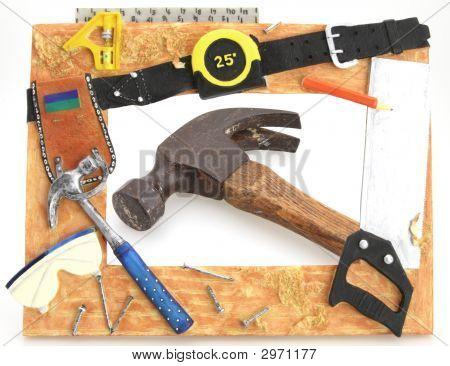 Tool Frame Of Hammer