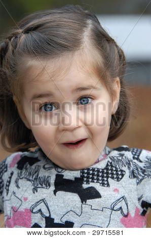 Amazed Child