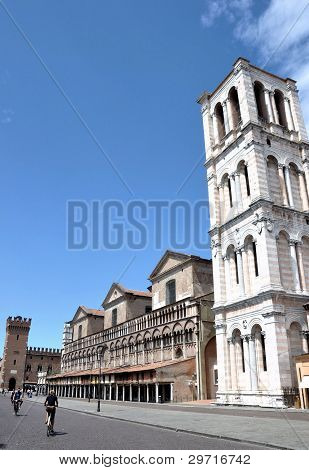 Piazza Trento E Trieste, Ferrara