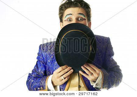 Porträt des Schauspielers