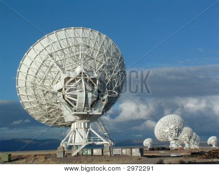 Multiple Radio Antennas