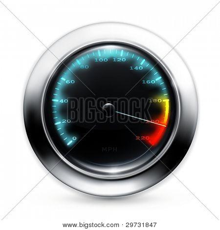 Speedometer, bitmap copy