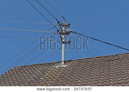 Electric Transmission Wires