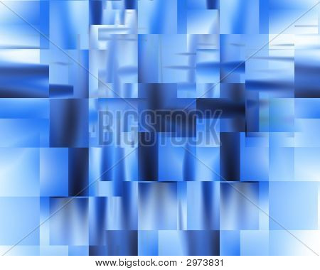 Abstract Blue Background